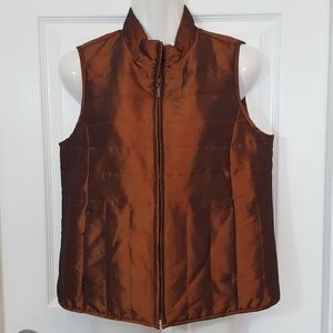Relativity Lightweight Puffer Vest Jacket